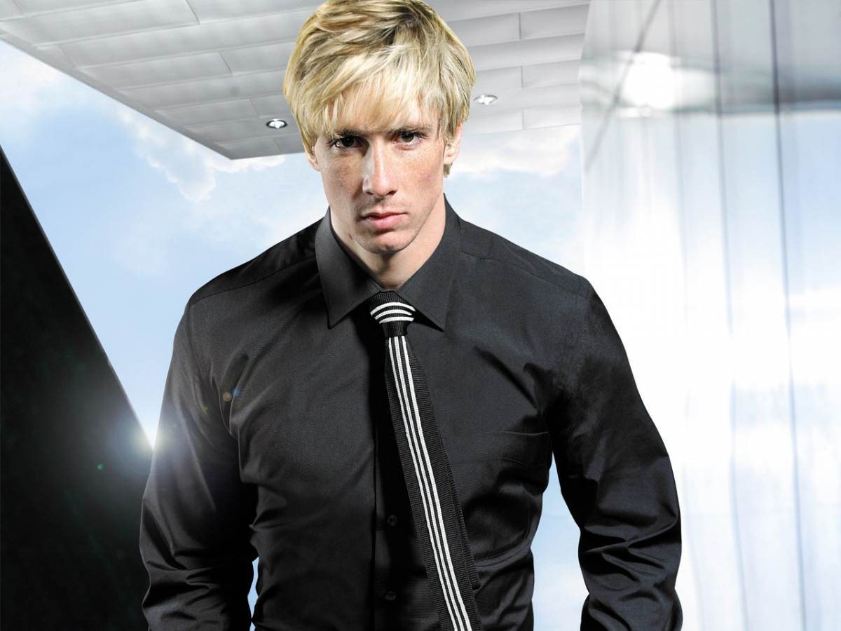 Fernando Torres - Hottest FIFA Soccer Players for 2014