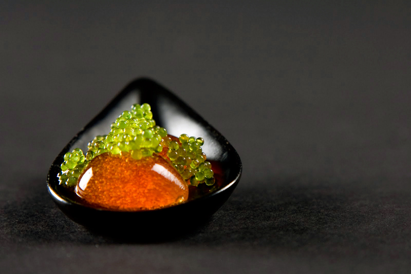 Molecular Gastronomy - The Food of the Future