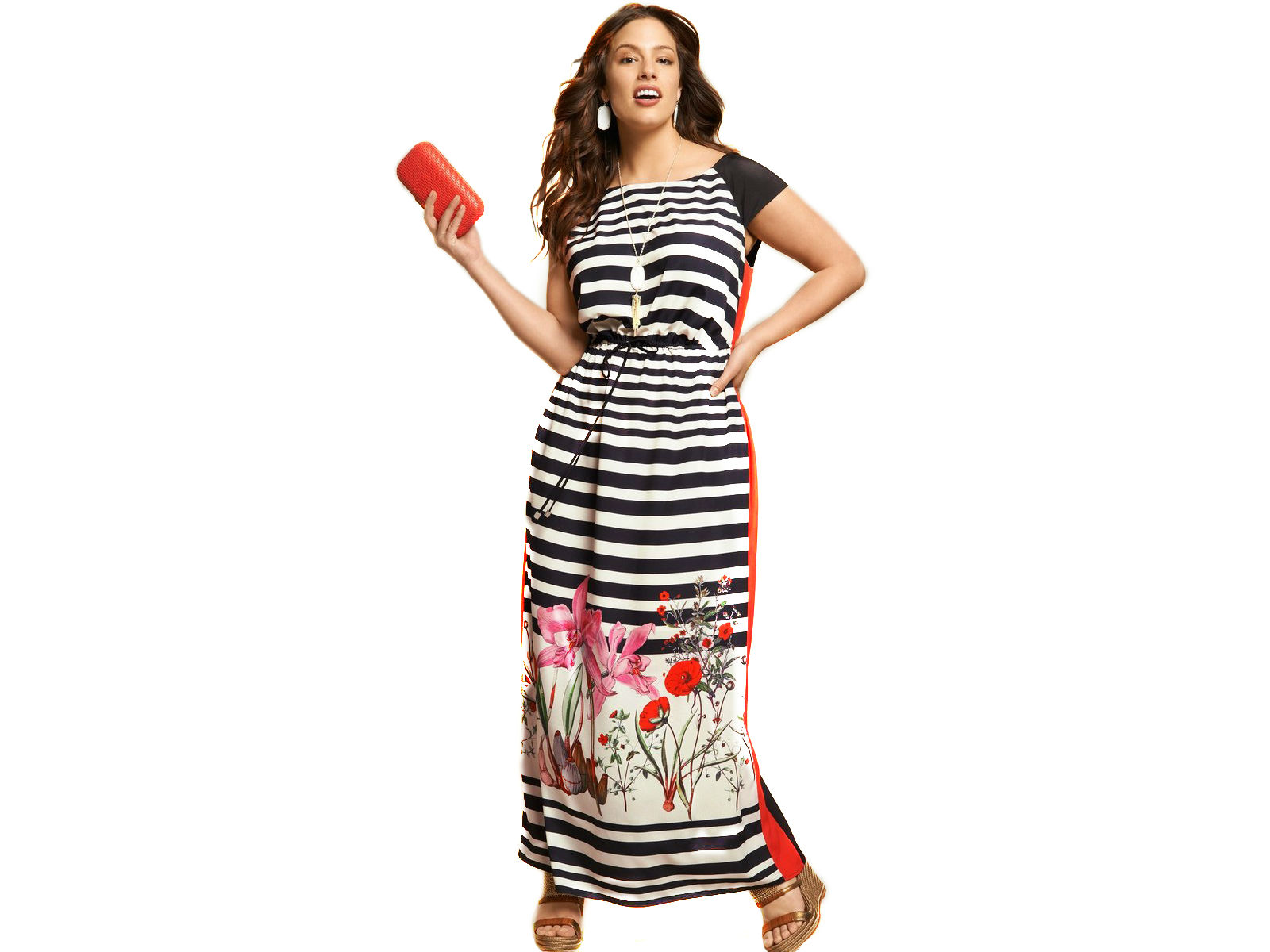 Plus Size Maxi Dresses: How To Choose And How To Wear