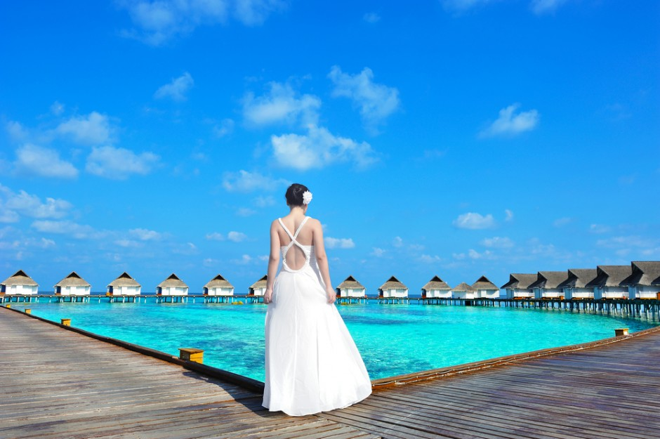 Top Hot Spots For Honeymoon Maldives