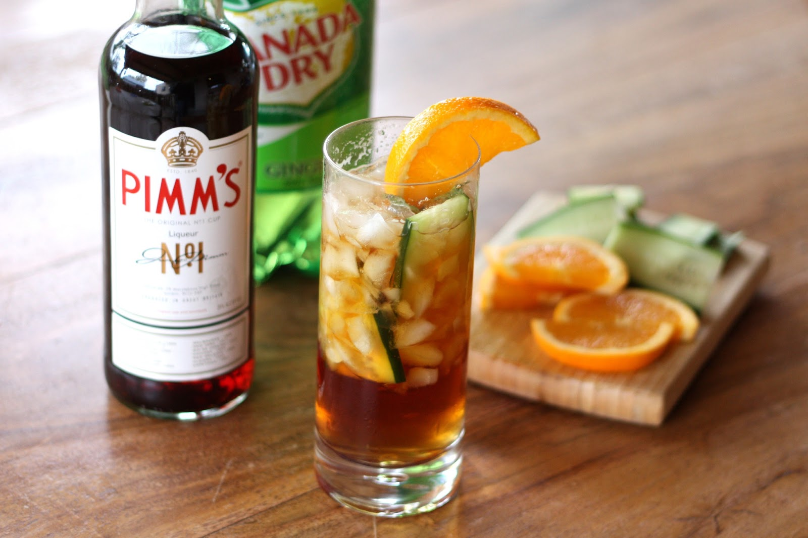 Pimm's - Quirky Summer Drinks 6