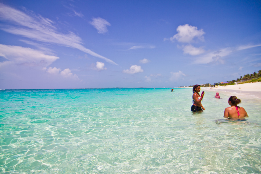 Cabbage Beach, Paradise Island, Bahamas - Top 10 Most Breathtaking Beaches In The World