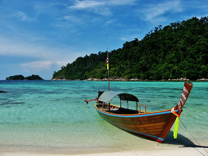 Sunrise Beach, Koh Lipe, Thailand - Top 10 Most Breathtaking Beaches In The World