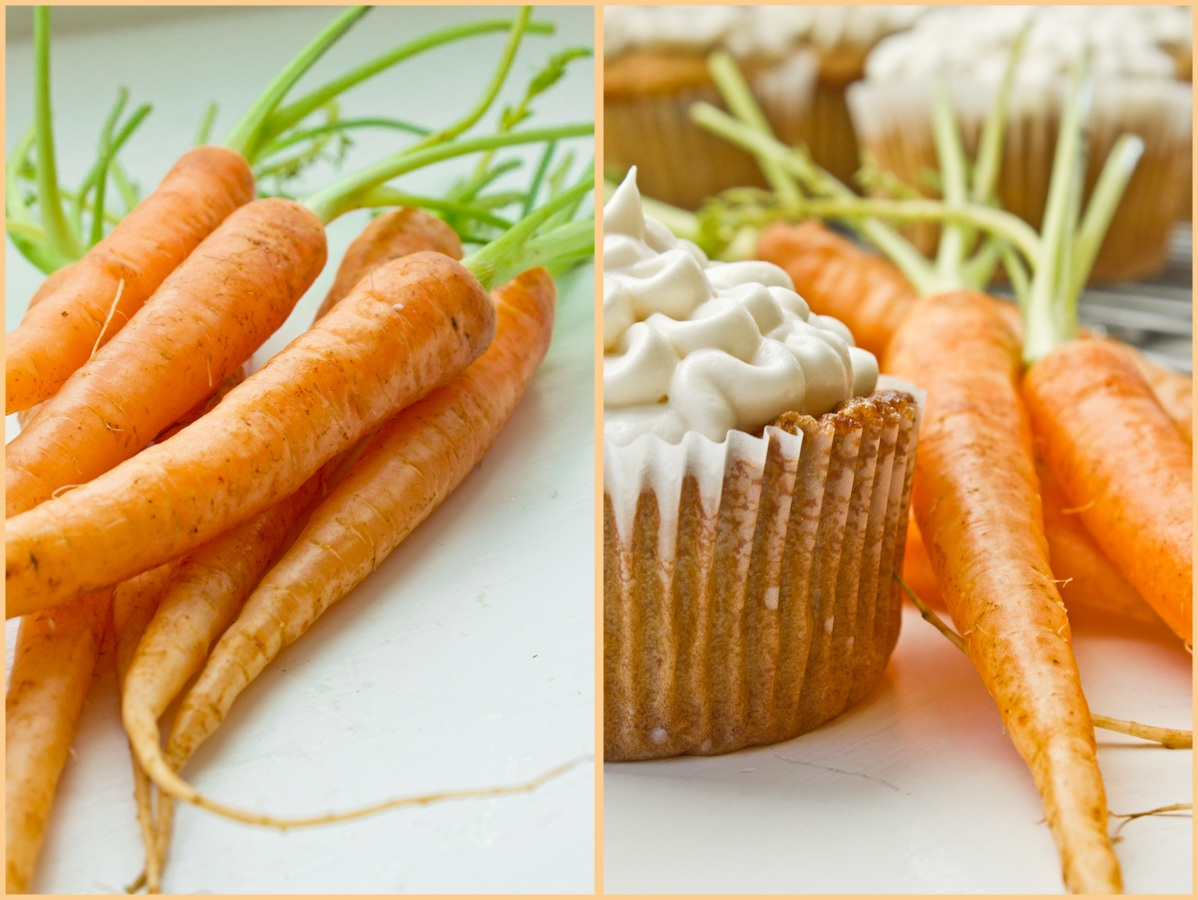 What Cupcake Are You According to Your Horoscope - Sweet carrot cupcake