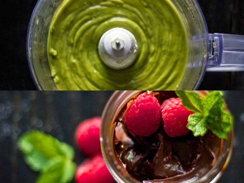 Avocado-chocolate mousse - 10 Healthy but Delicious Desserts You Should Try