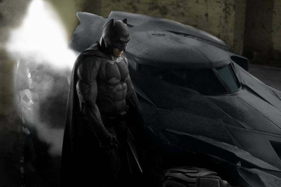 Ben Affleck is the new Batman - Hot or Not
