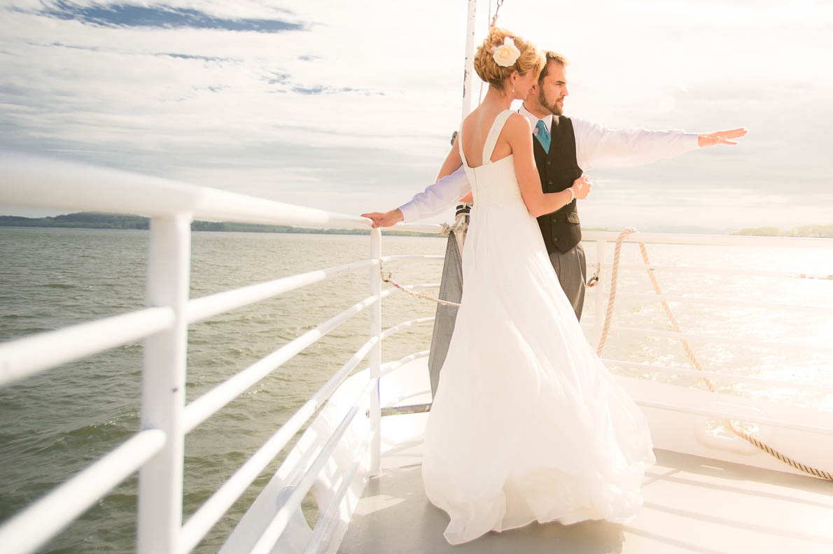 Boat or Yacht - Summer Wedding Ideas