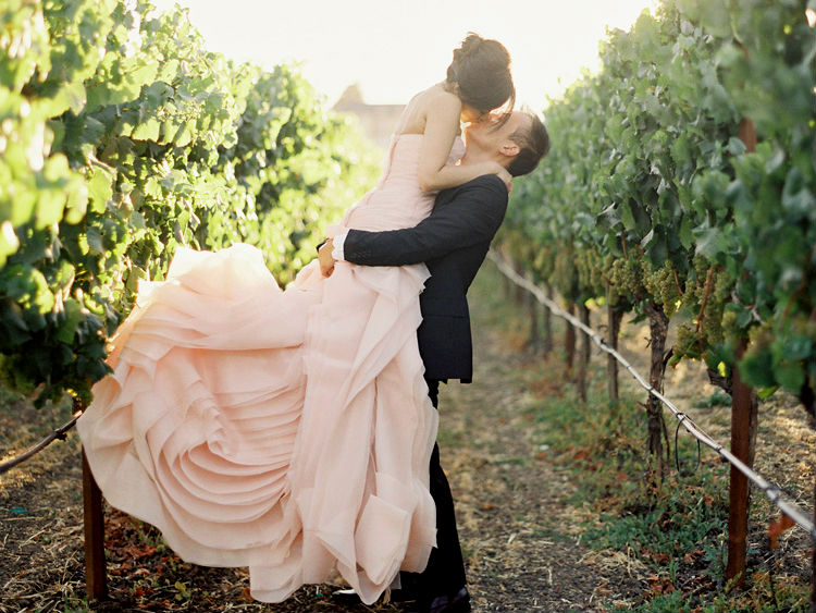 Vineyard or Country - Summer Wedding Ideas