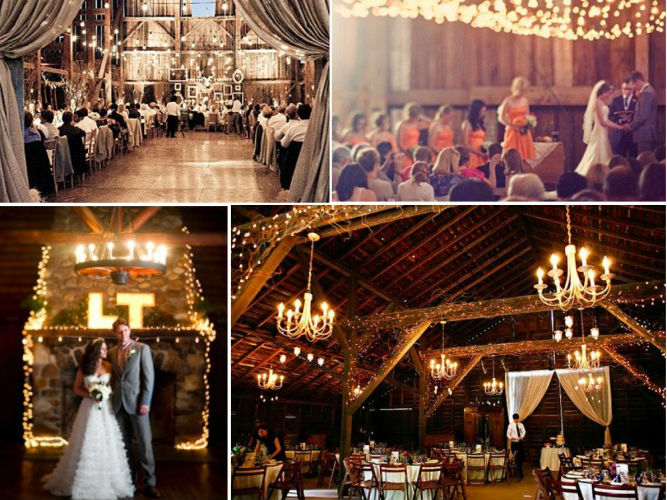 old barn for your ceremony - Summer Wedding Ideas