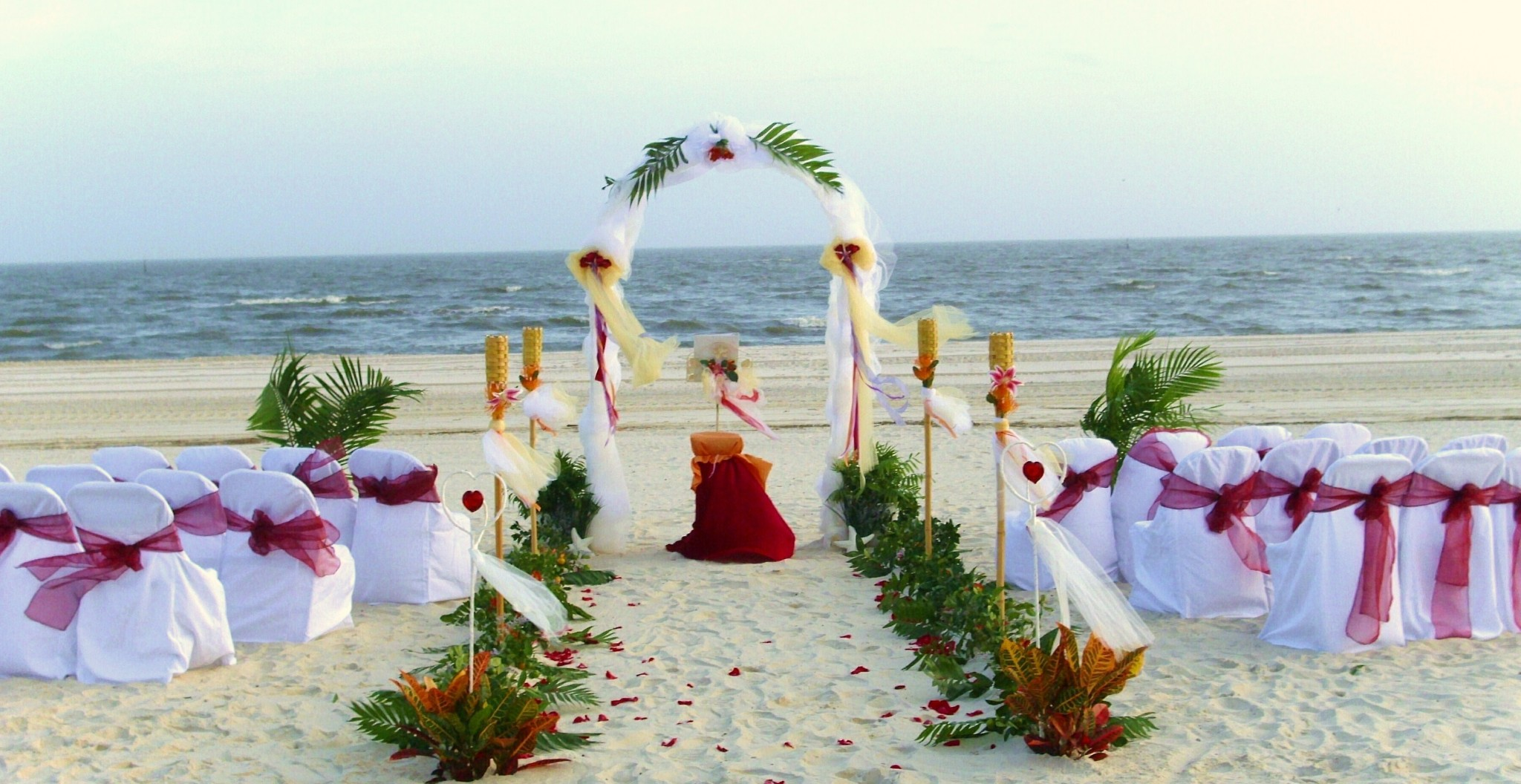 Beach - Summer Wedding Ideas