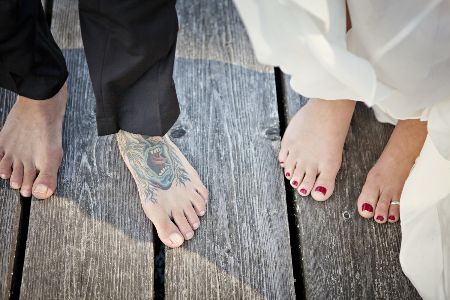 Barefoot wedding - Summer Wedding Ideas