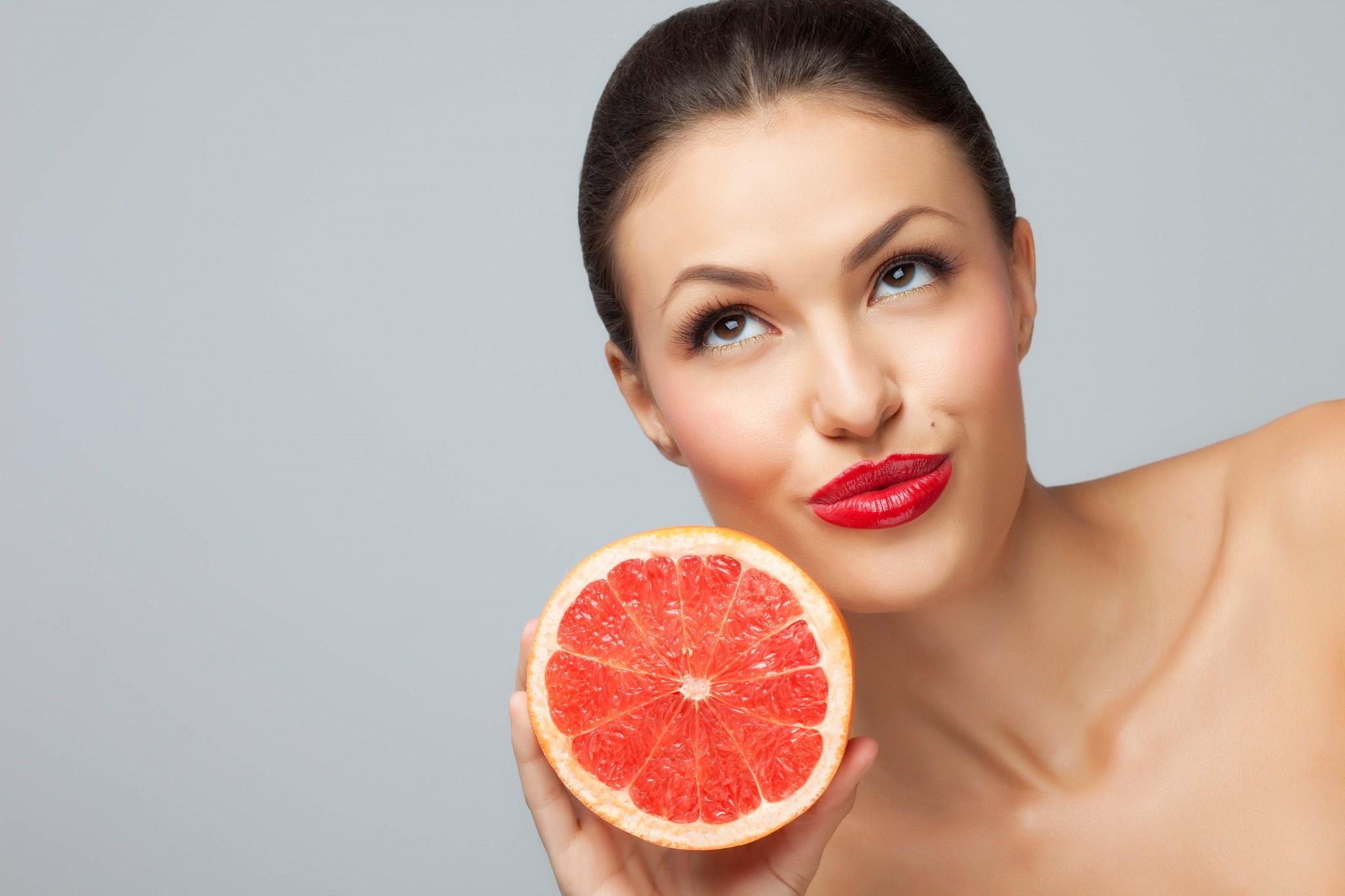 Grapefruit - Top 10 Fat-Burning Foods