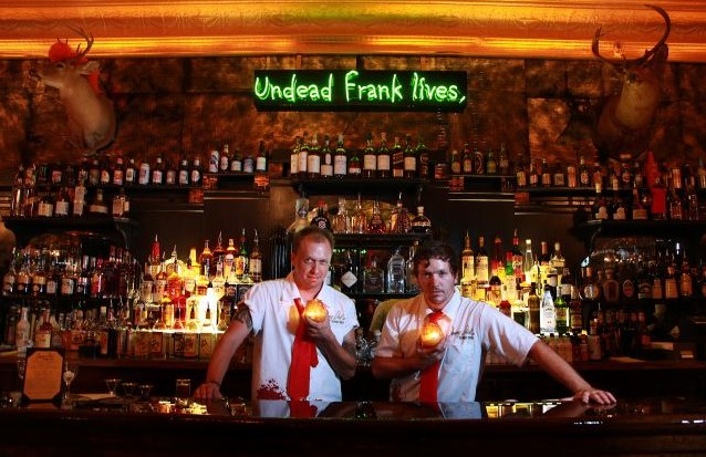 Donny Dirk's Zombie Den -  Minneapolis, Minnesota - Top 10 Most Unusual Restaurants Around The World 1