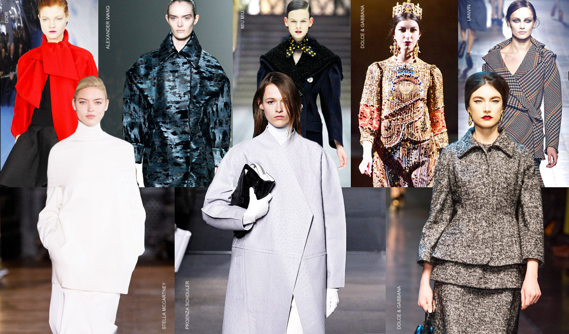 Top Fashion Trends For Fall 2014