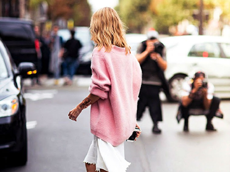 Knits - Top Fashion Trends For Fall 2014