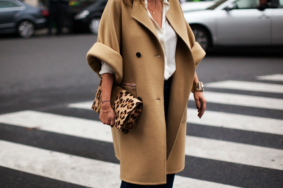 Oversized Everything - Top Fashion Trends For Fall 2014