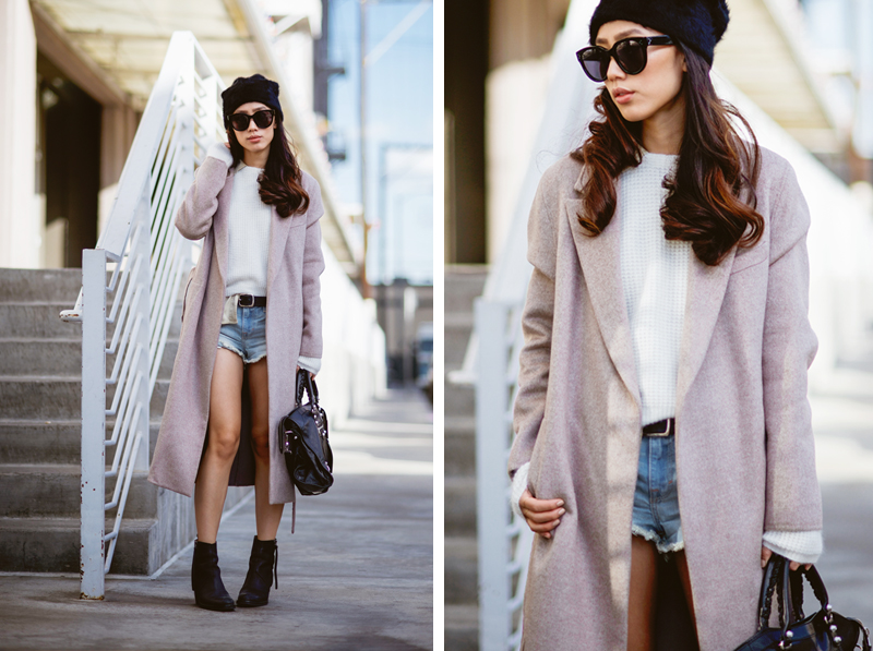 Robe Coats - Top Fashion Trends For Fall 2014