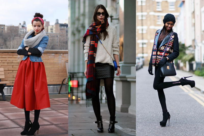 Ankle Boots - Top Fashion Trends For Fall 2014