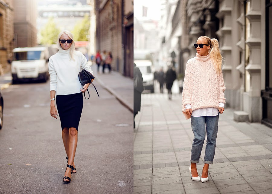 Turtlenecks - Top Fashion Trends For Fall 2014