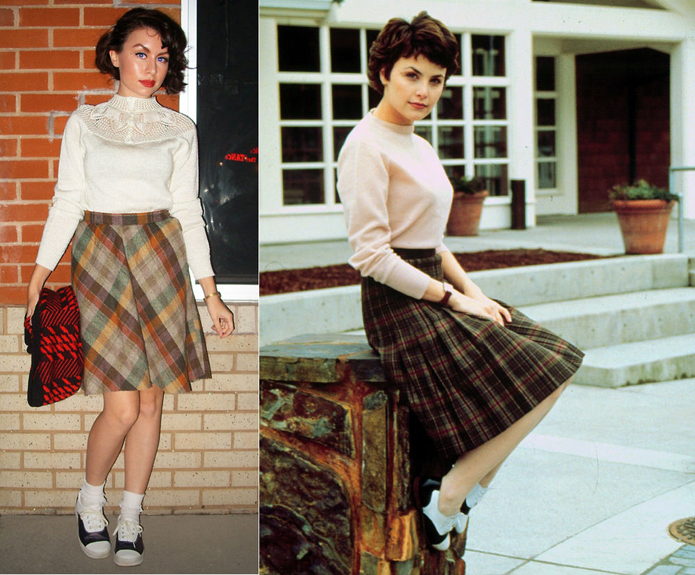2.Audrey Horne from Twin Peaks