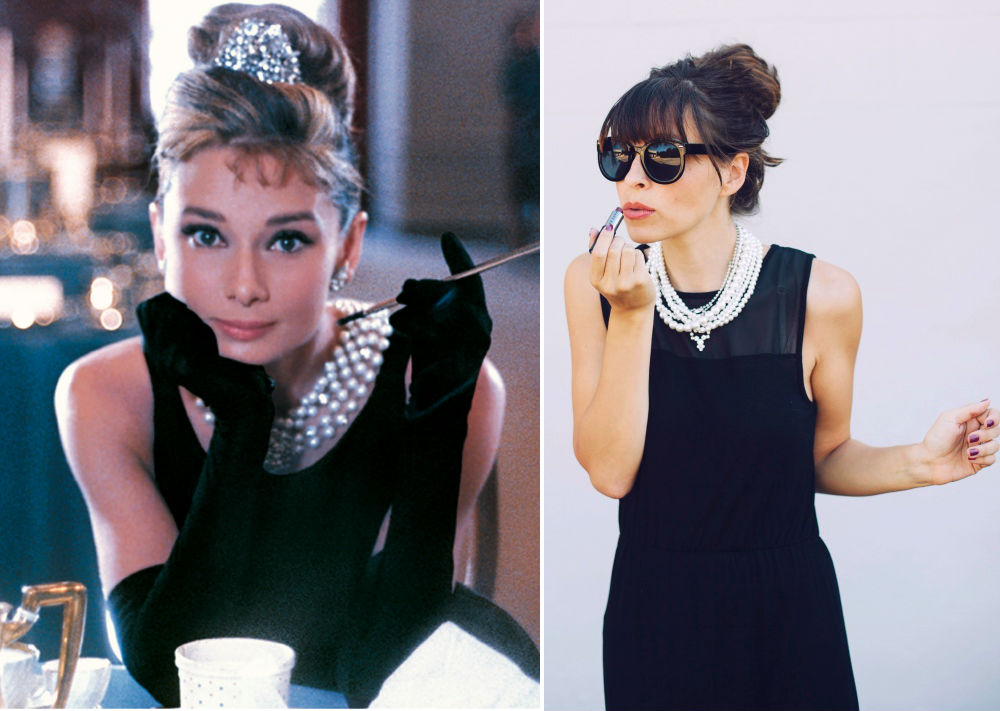 3. Holly Golightly from Breakfast at Tiffany's