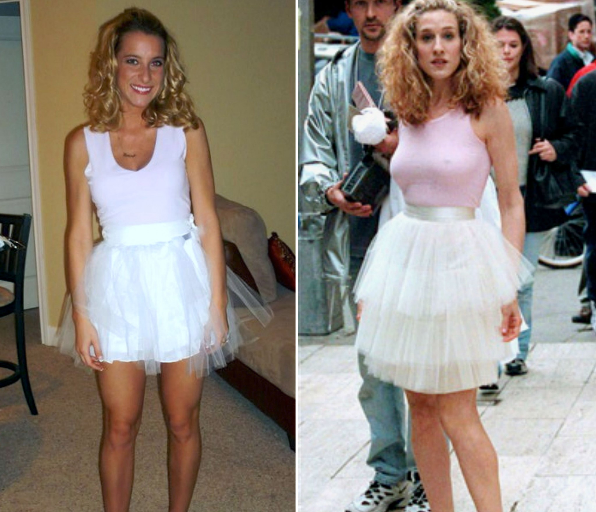5. Carrie Bradshaw from Sex and the City