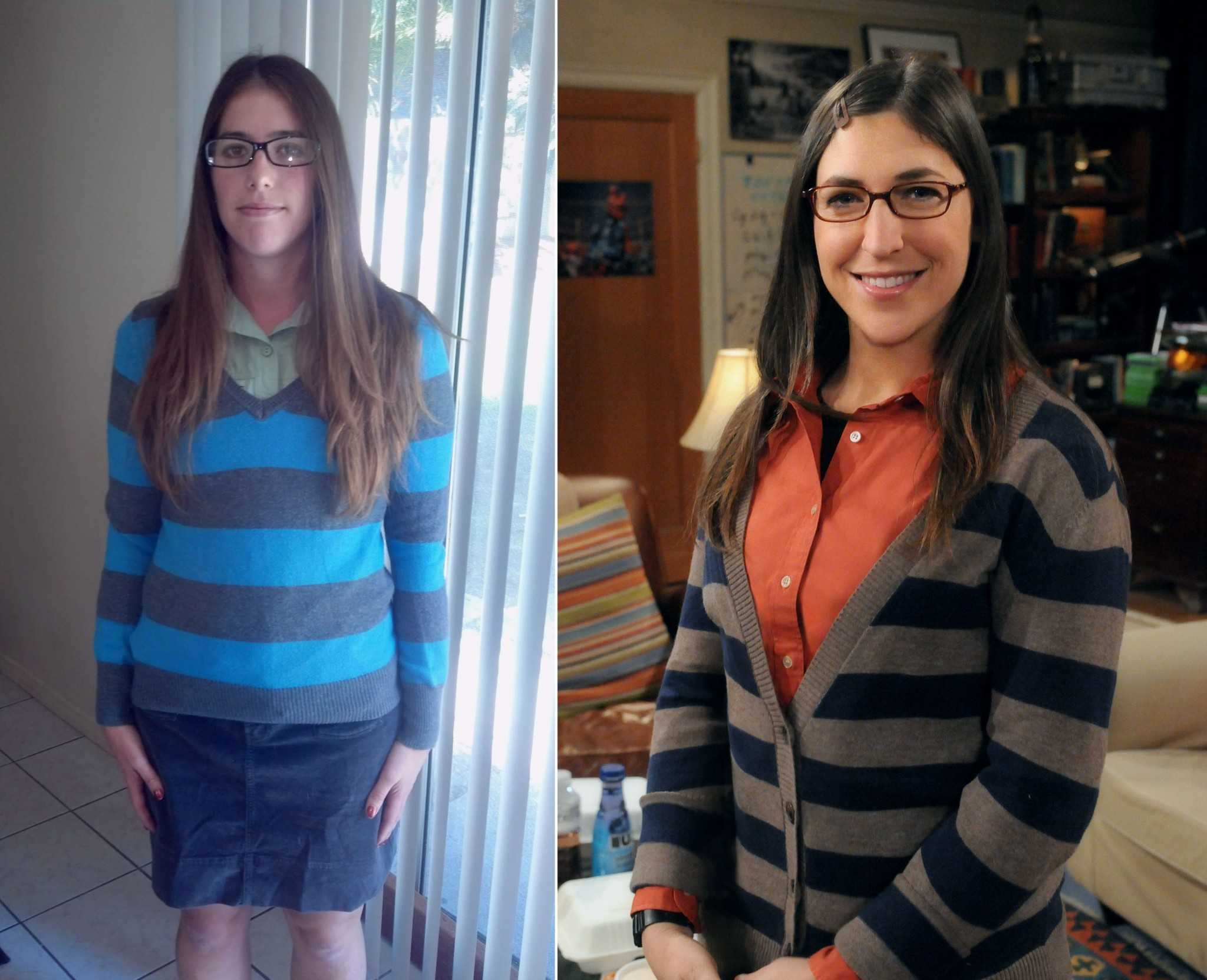 6. Amy Farrah Fowler from The Big Bang Theory