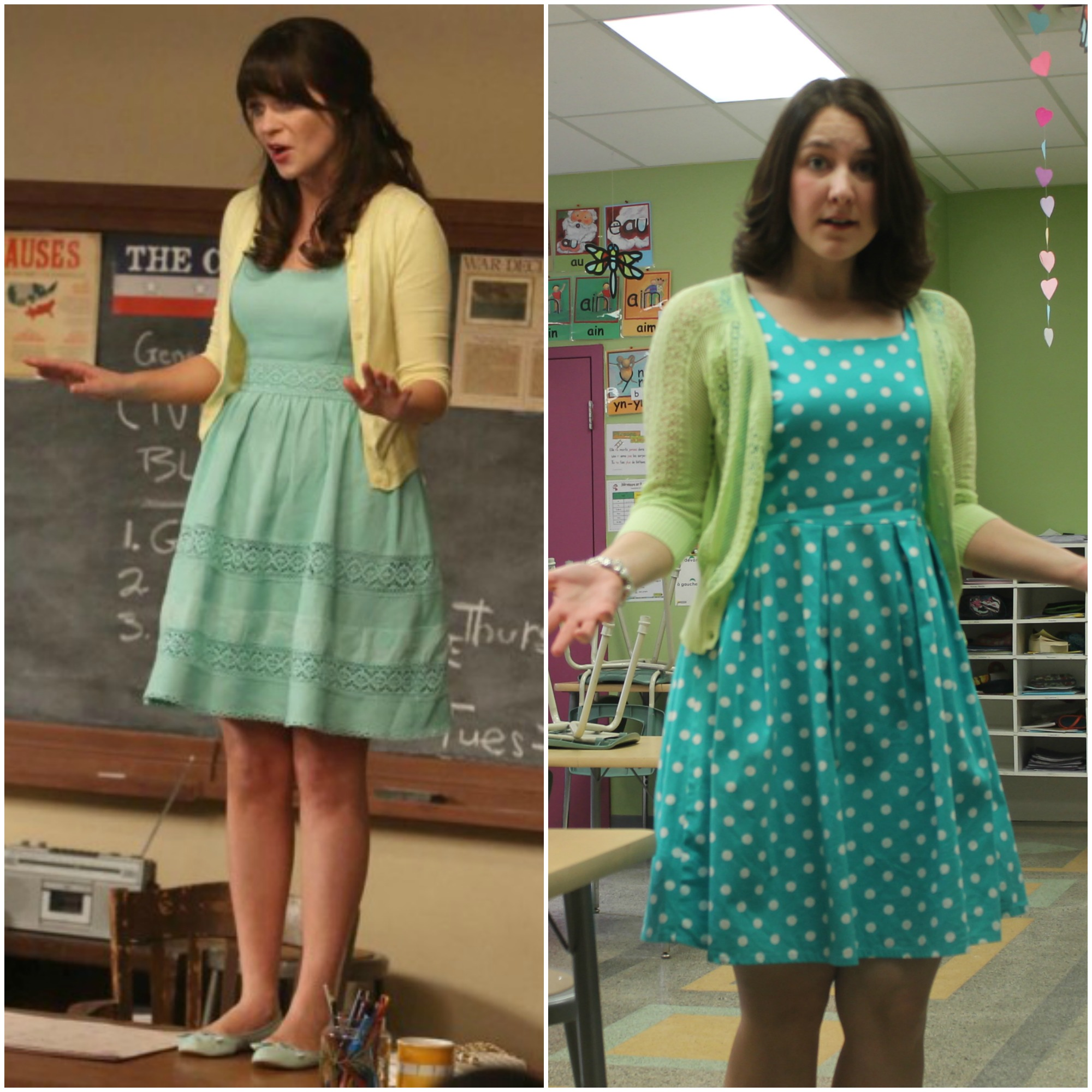 7. Jessica Day from The New Girl