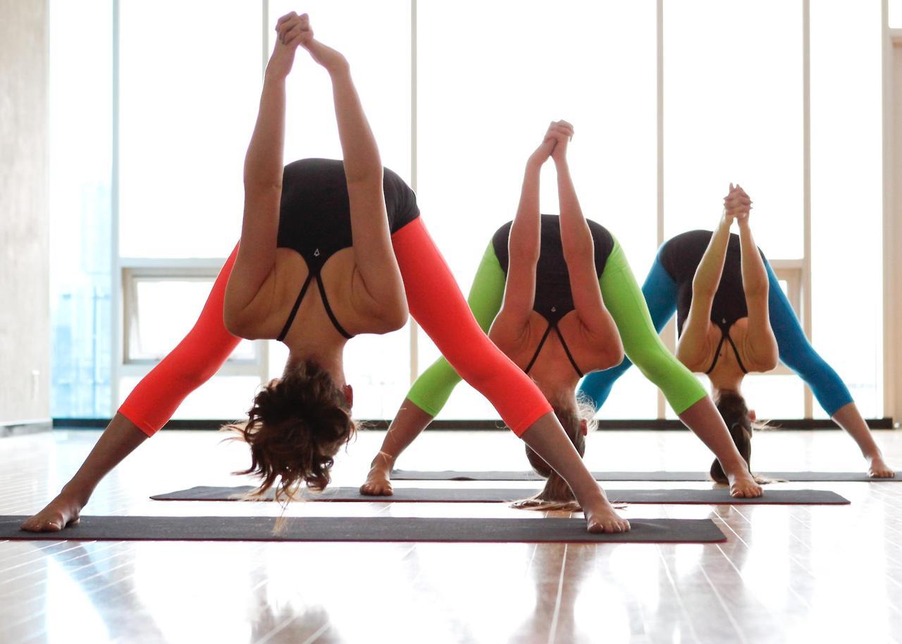 9. The Forward Bend Pose - The BestYogaPosesforPregnantWomen