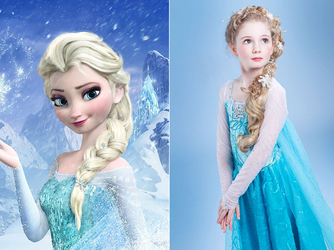 Frozen Elsa Hair Tutorials For Your Little Cutie Her Beauty