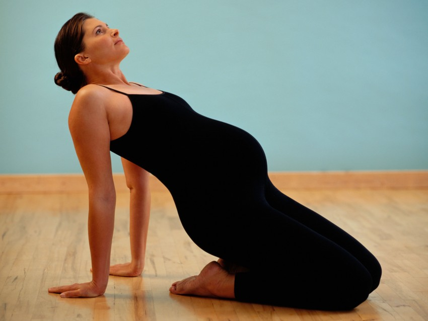 The Best Yoga Poses for Pregnant Women