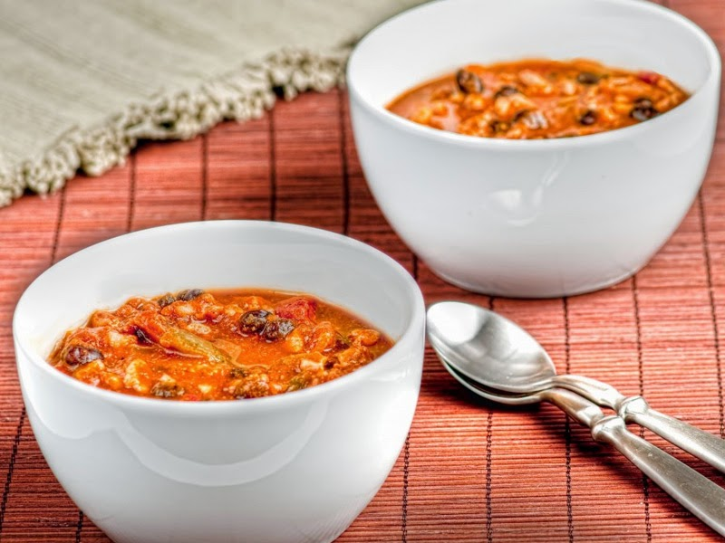 10. Pumpkin chili -Top 10 Pumpkin Recipes to Try This Fall