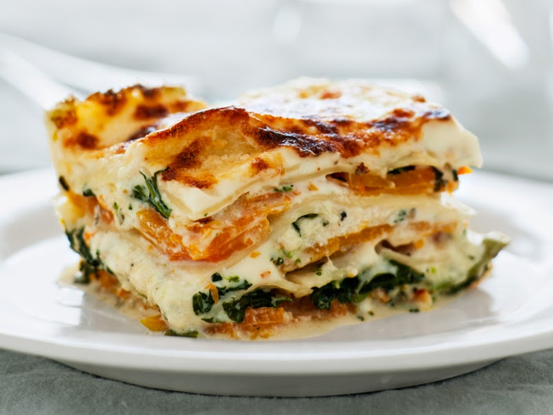 3.  Pumpkin Lasagna - Top 10 Pumpkin Recipes to Try This Fall