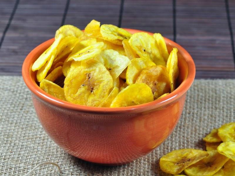 4. Banana Chips