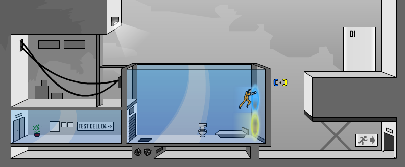 Portal The Flash Version