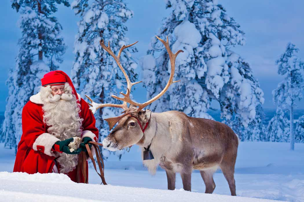 1. Rovaniemi, Finland