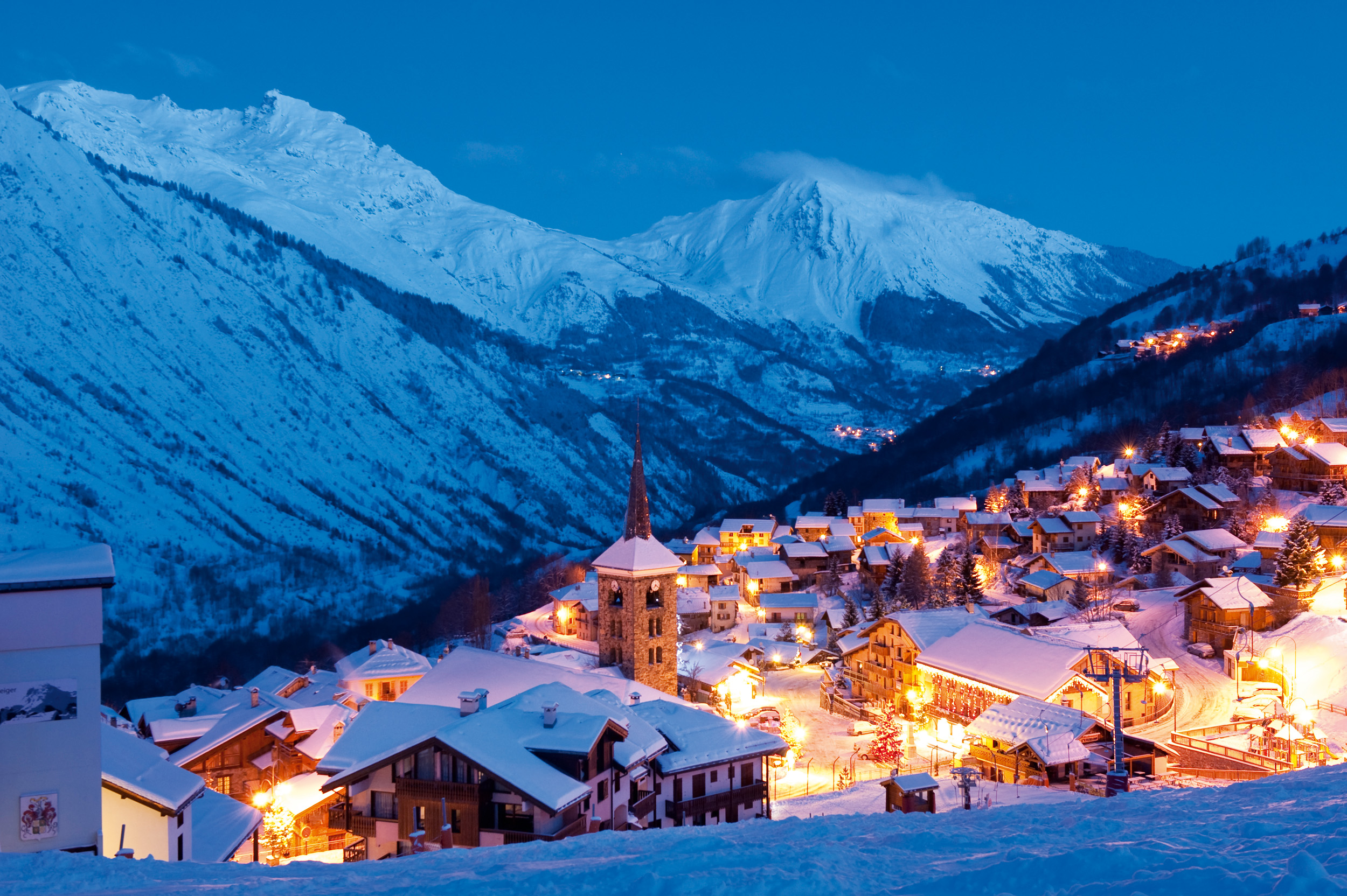 10. Three Valleys, Alps, France