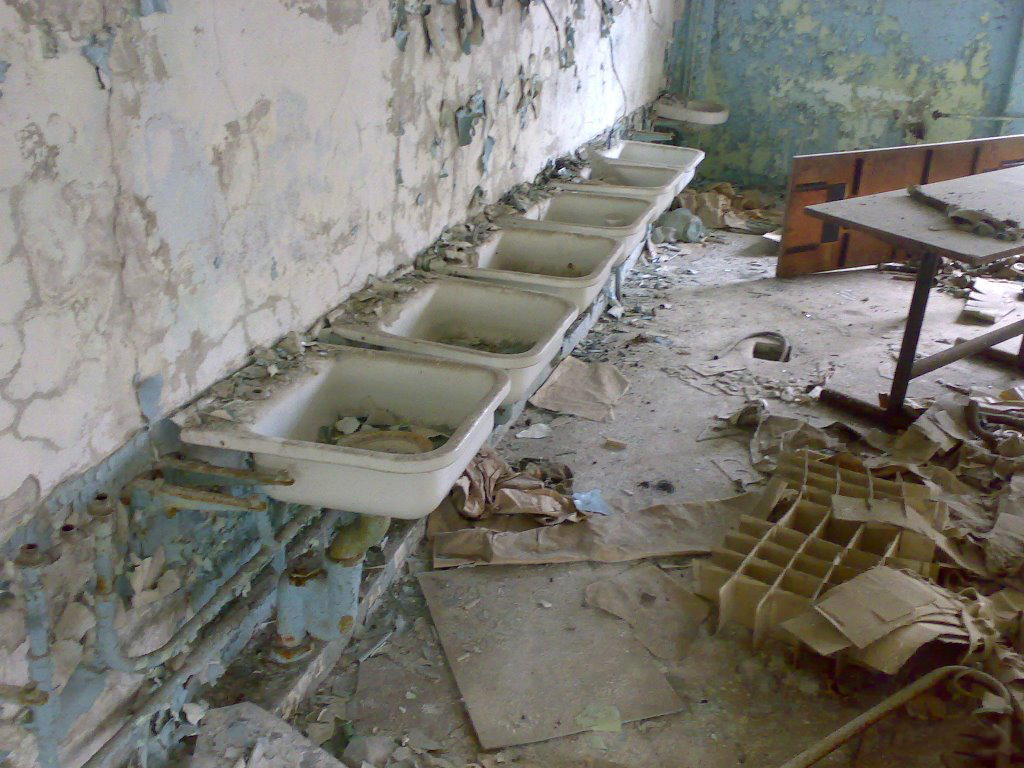 11. Canteen [Pripyat, Ukraine]