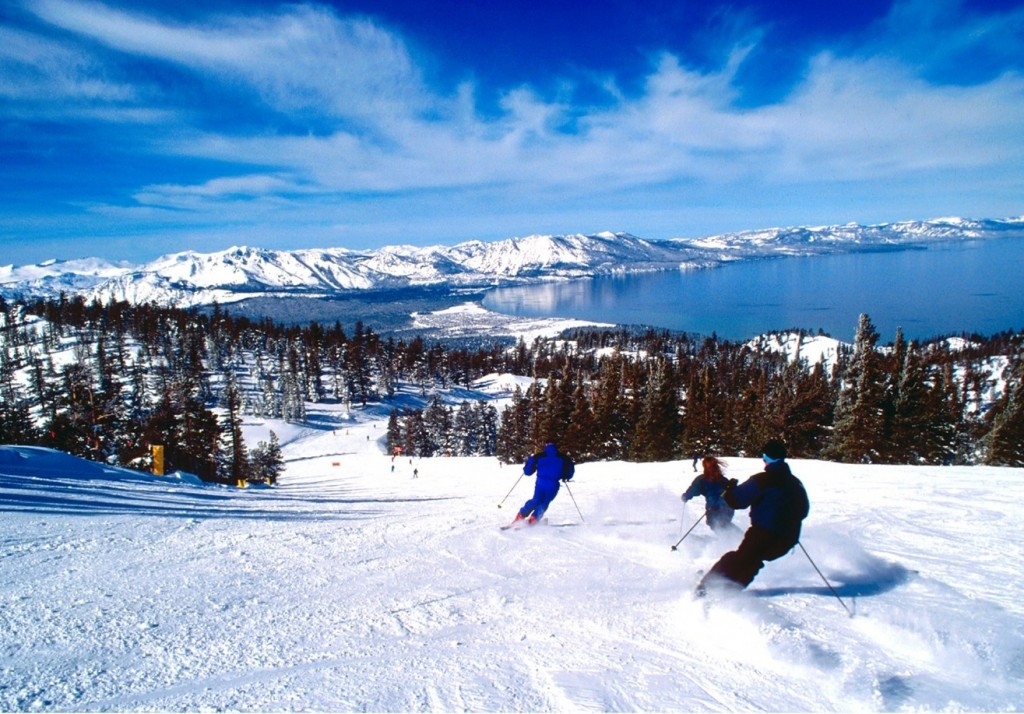 5. Lake Tahoe, Nevada, USA