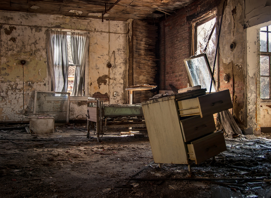 6. Abandoned Hospital [Brownsville, Pennsylvania, USA]