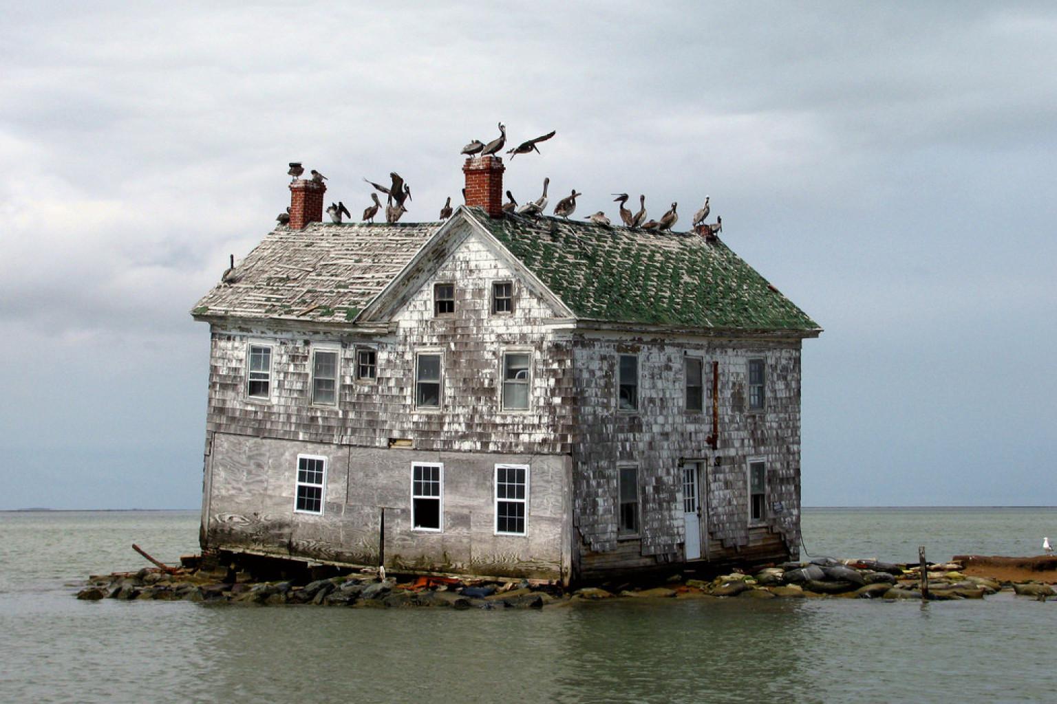 7. Abandoned Isle [Netherlands]