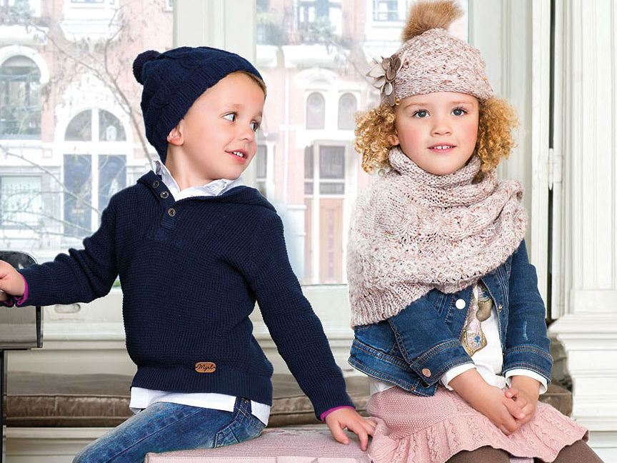 Colors - Little Fashionistas - Winter Trends 1
