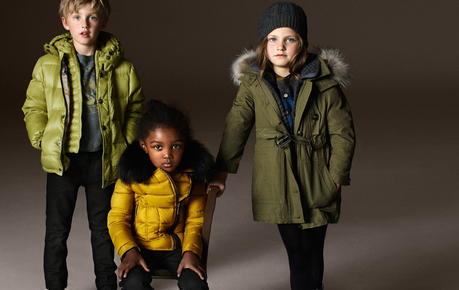 Quilted jackets - Little Fashionistas - Winter Trends