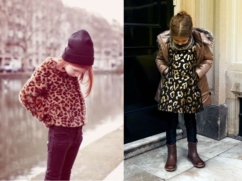 Animal prints - Little Fashionistas - Winter Trends