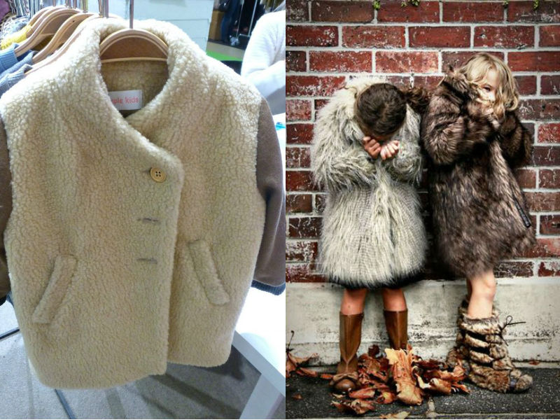 Fur - Little Fashionistas - Winter Trends