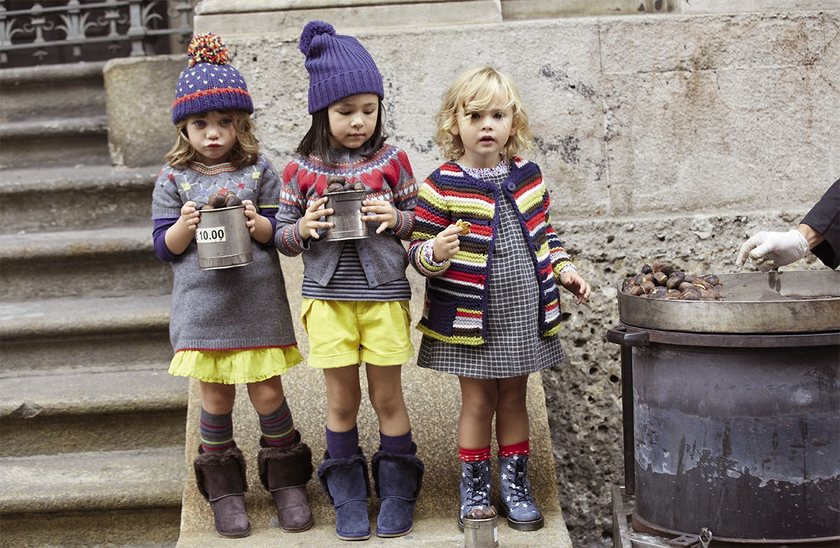 Knitwear - Little Fashionistas - Winter Trends