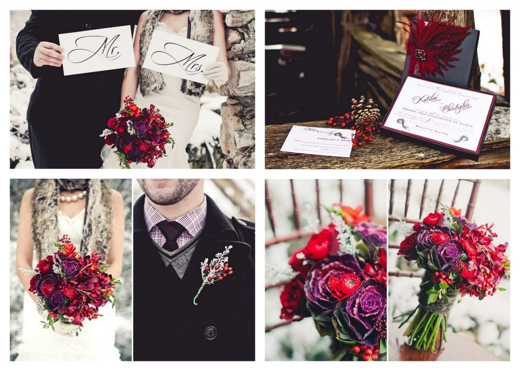 10 advantages of winter weddings