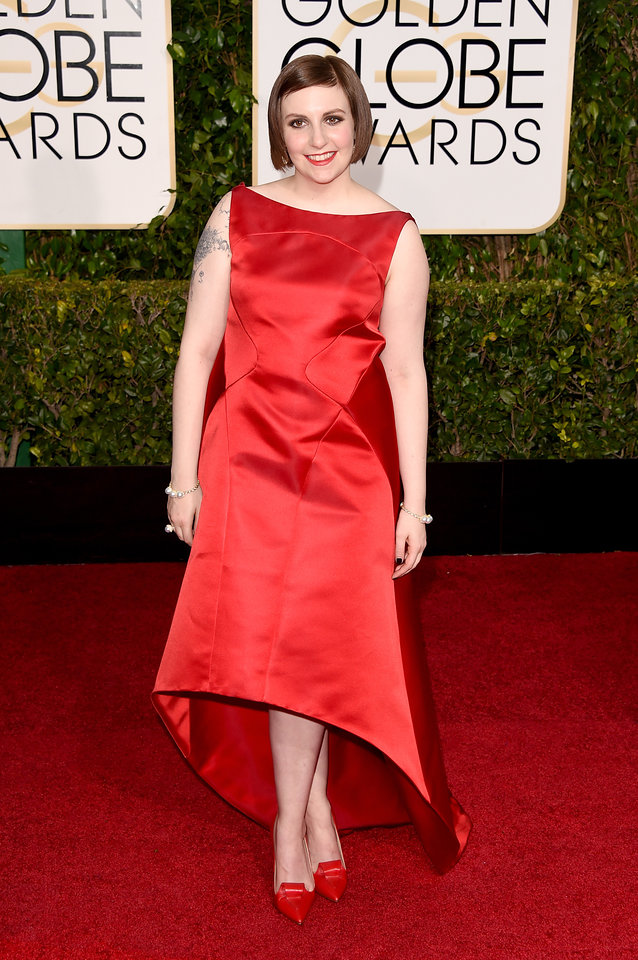 Golden Globes 2015 - The Best and Worst Dressed Celebrities