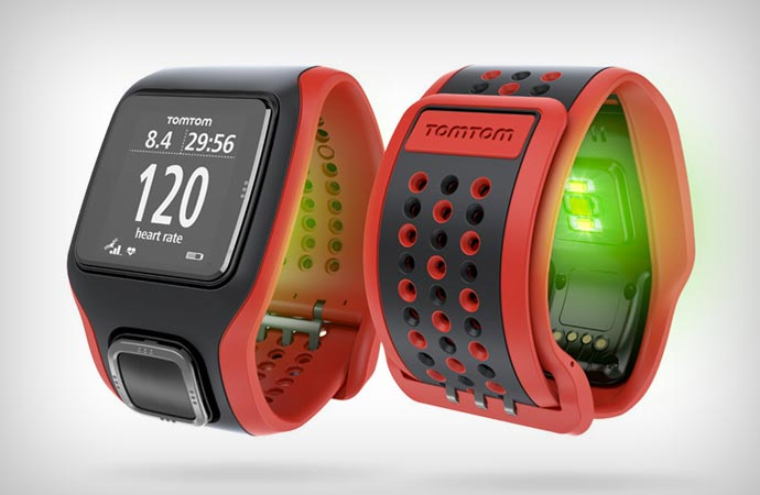 10. Runner-up - TomTom Multi-Sport Cardio