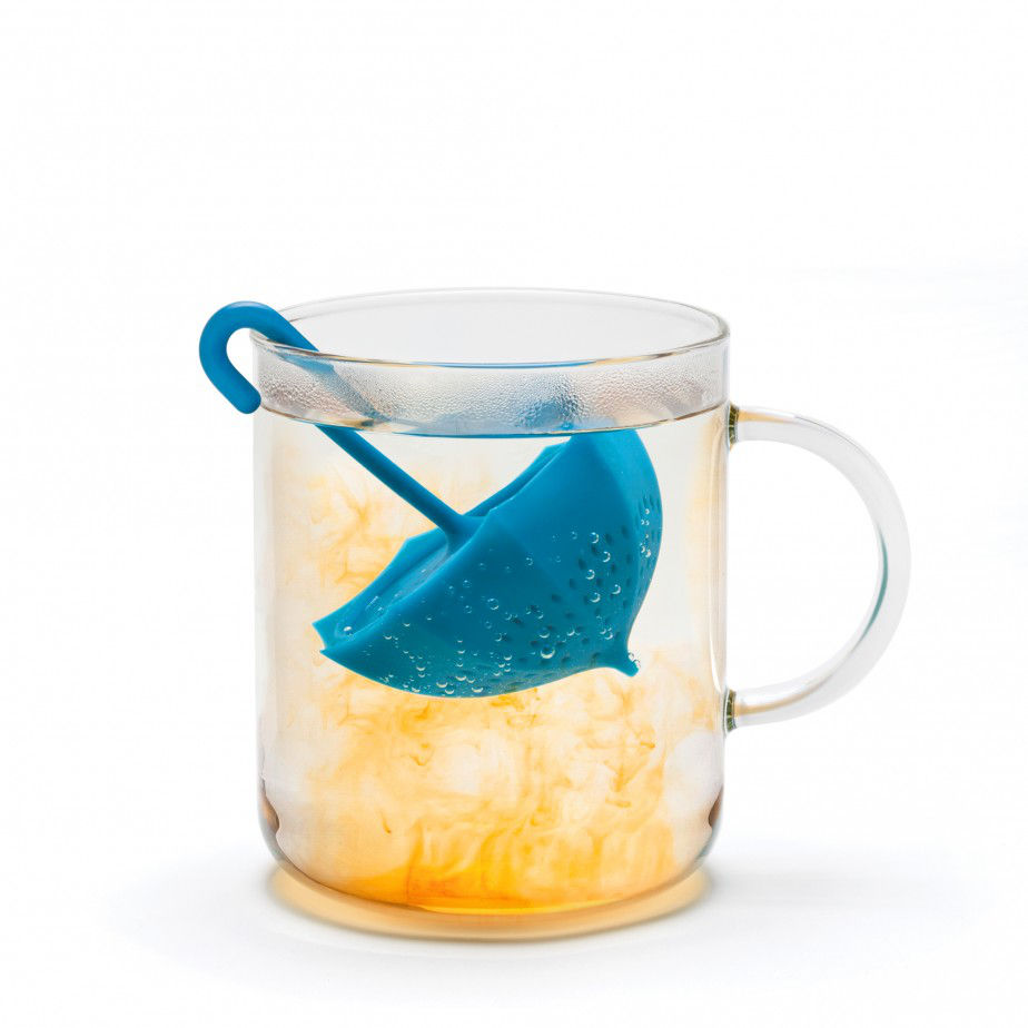 15.  The Umbrella Tea Infuser